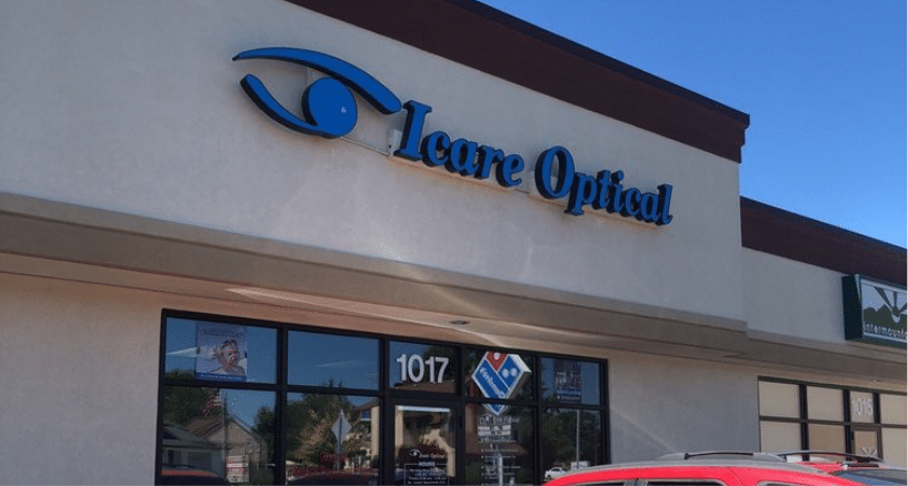 Contact Us - Icare optical - Nampa, ID 83651
